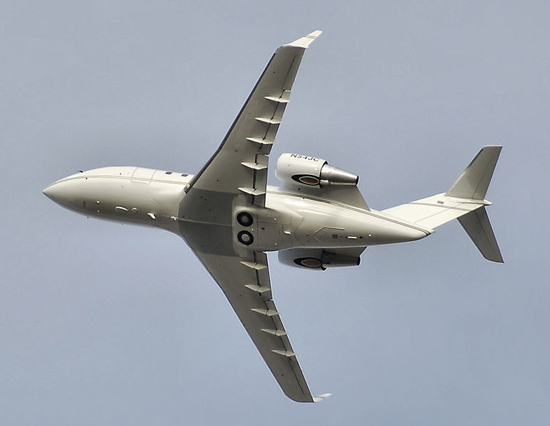 Picture-of-Challenger 601-Aircraft gallery