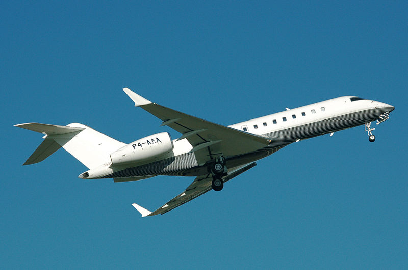 Picture-of-Global Express-Aircraft gallery