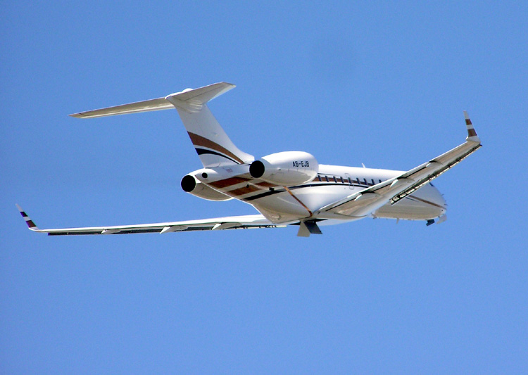 Picture-of-Global Express XRS-Aircraft gallery