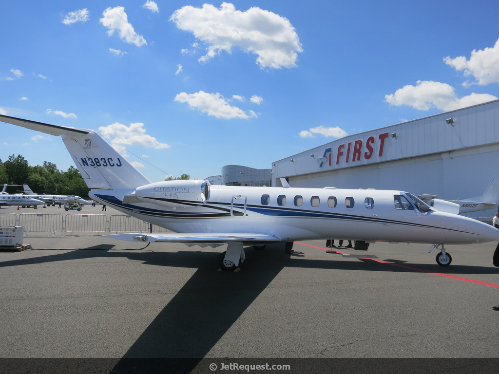 Picture-of-Citation CJ3-Aircraft gallery