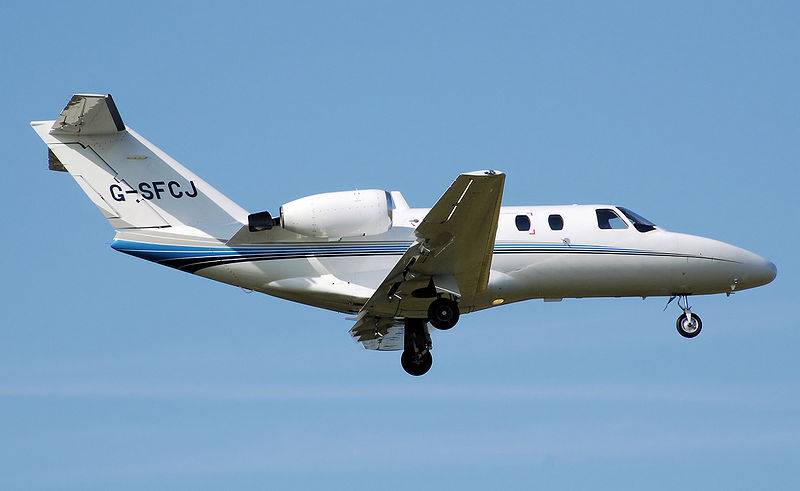 Picture-of-Citation Jet-Aircraft gallery