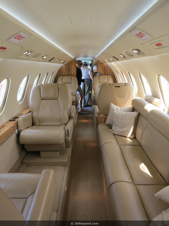 Falcon 50 Picture