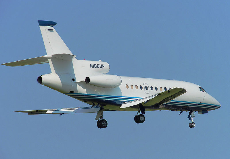Picture-of-Falcon 900-Aircraft gallery