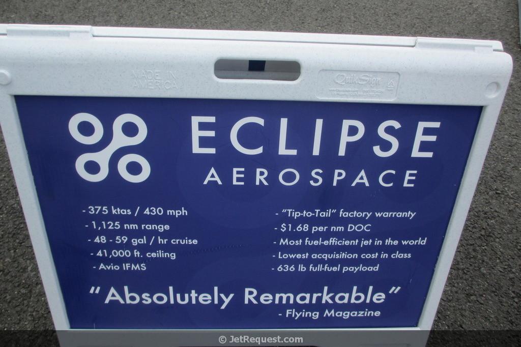 Eclipse 500 Picture