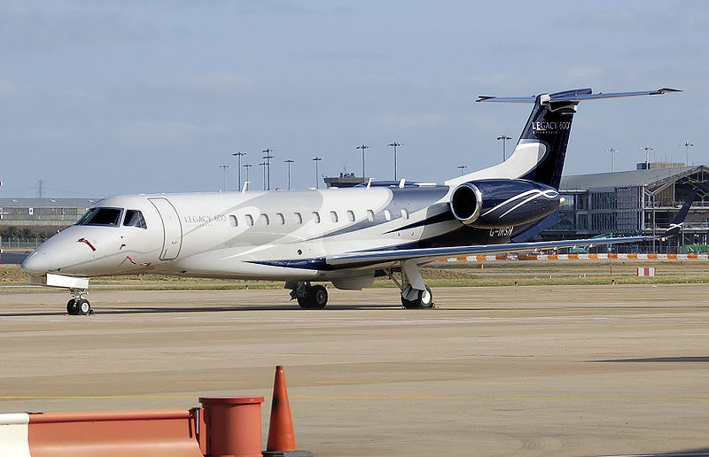 Picture-of-Legacy 600-Aircraft gallery