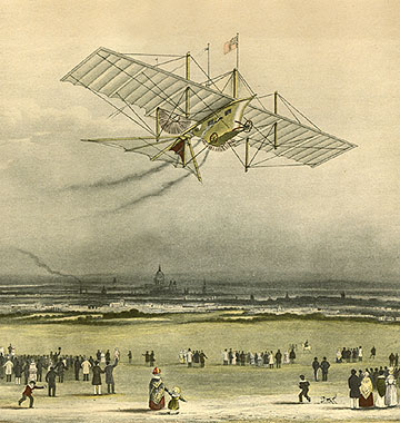 Picture-of-http://www.jetrequest.com/2JRAircraftPictures/Aircraft%20Pictures/Henson_Aerial_Steam_Carriage_1843_Publicity_Engraving.jpg-Aircraft gallery