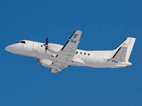 Picture-of-Saab 340A Commuter-Aircraft gallery