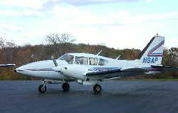 Picture-of-Piper PA-23-250E Aztec E-Aircraft gallery