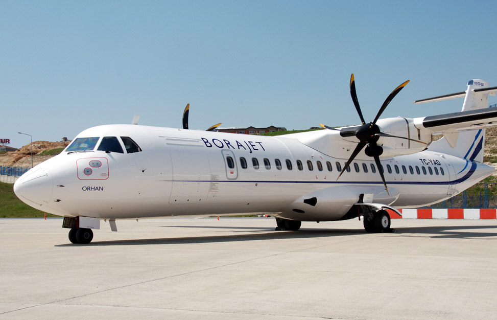 Picture-of-ATR 42-500-Aircraft gallery