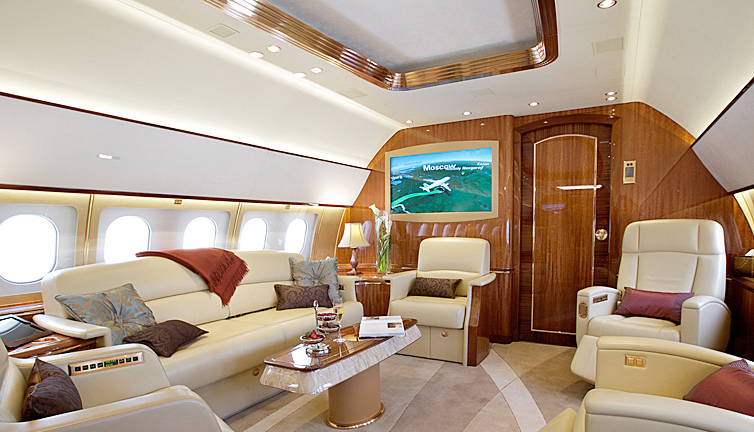 Picture-of-ACJ 319 Corporate Jet-Aircraft gallery
