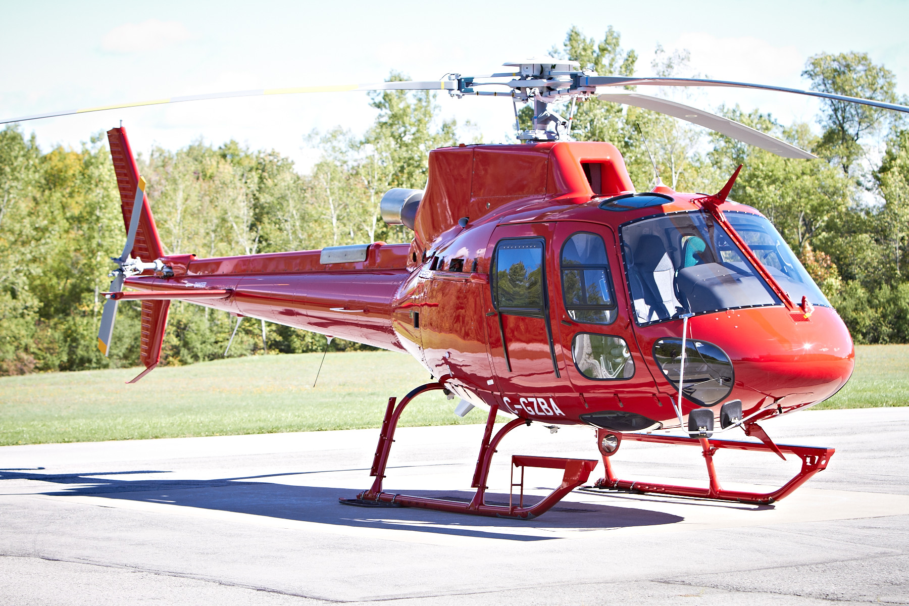 Picture-of-AStar AS350B-3e Ecureuil-Aircraft gallery