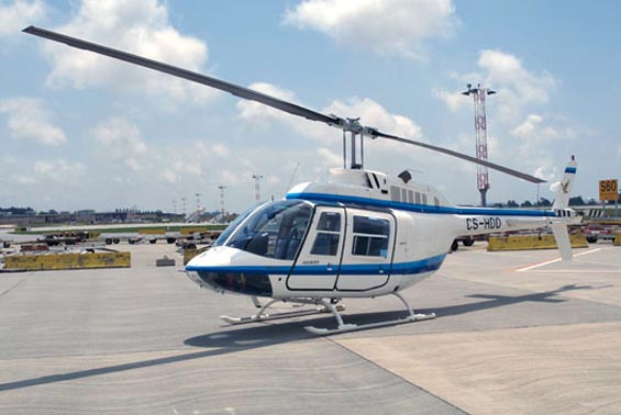 Picture-of-Bell 206B Jetranger III-Aircraft gallery