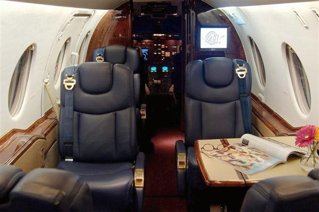 Picture-of-Beechjet 400A-Aircraft gallery