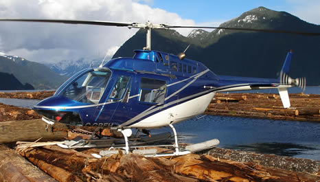Picture-of-Bell 206B-2 Jetranger II-Aircraft gallery