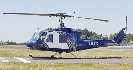 Picture-of-Bell 204 Huey-Aircraft gallery