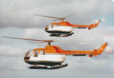 Picture-of-Bo 105CBS-Aircraft gallery