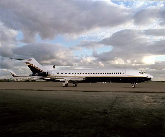 Picture-of-Boeing 727-Aircraft gallery