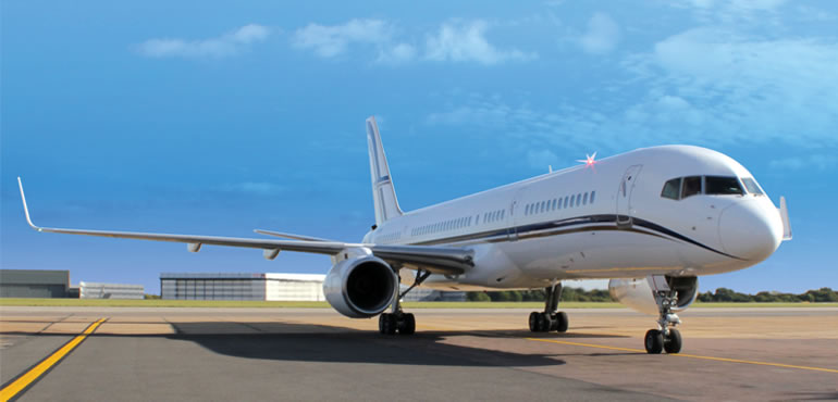 Picture-of-Boeing 757 VIP-Aircraft gallery