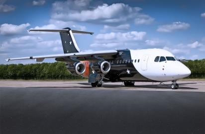 Picture-of-BAe 146-200-Aircraft gallery