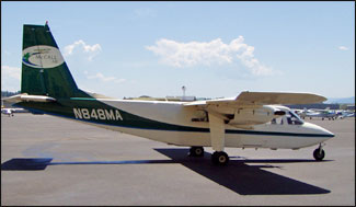 Picture-of-BN-2B Islander-Aircraft gallery