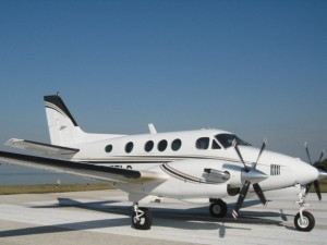 Picture-of-King Air E90-Aircraft gallery