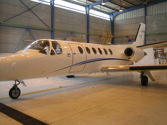 Picture-of-Citation II-SP-Aircraft gallery