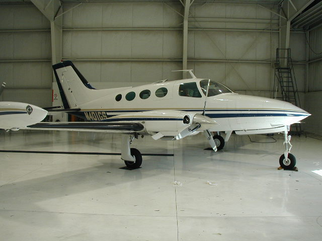 Picture-of-Cessna 401-Aircraft gallery