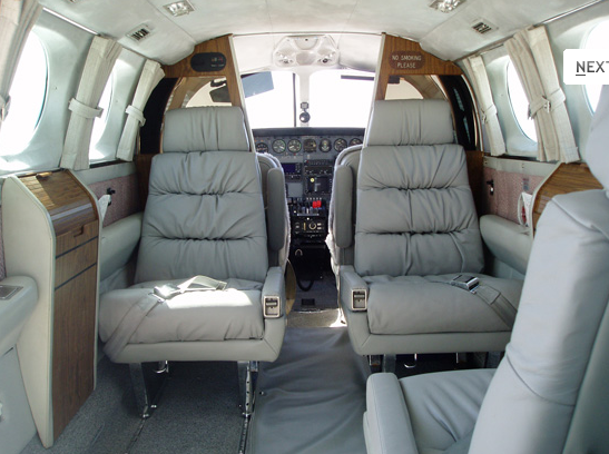 Picture-of-Cessna 421C Golden Eagle-Aircraft gallery