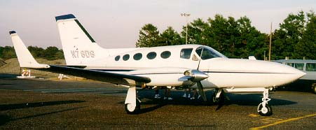 Picture-of-Cessna 414A Chancellor-Aircraft gallery