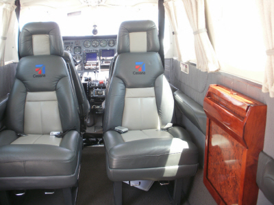 Picture-of-Cessna 335-Aircraft gallery