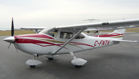 Picture-of-Cessna T182 Turbo Skylane-Aircraft gallery