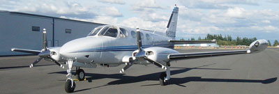 Picture-of-Cessna 340A-Aircraft gallery