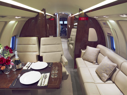 Picture-of-Challenger 601-3A-ER-Aircraft gallery
