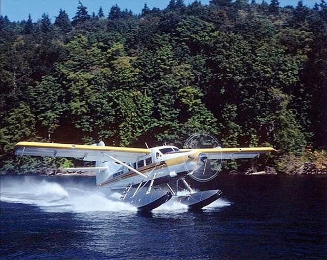 Picture-of-DHC-3T Otter-Aircraft gallery