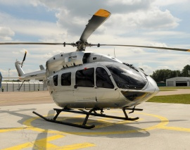Picture-of-EC 145-Aircraft gallery
