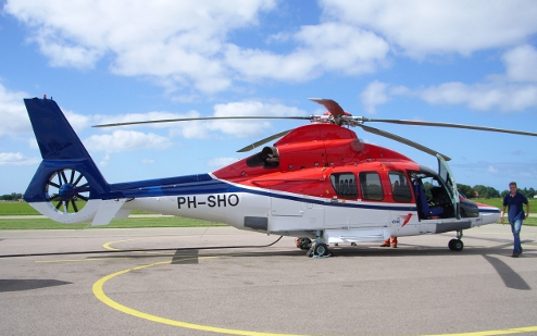 Picture-of-EC 155 B1 Dauphin-Aircraft gallery