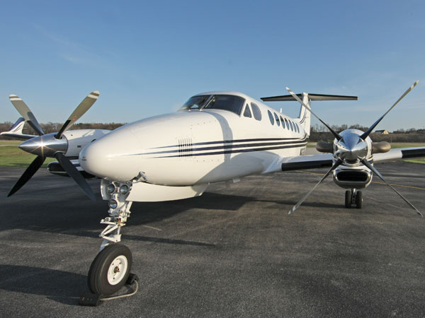 Picture-of-Super King Air 350-Aircraft gallery