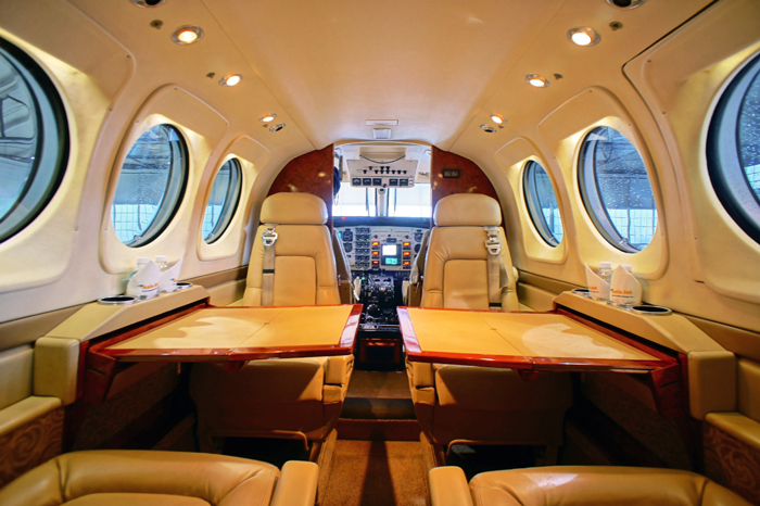 Picture-of-King Air C90A-Aircraft gallery