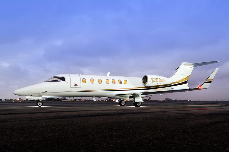 Picture-of-Learjet 40XR-Aircraft gallery
