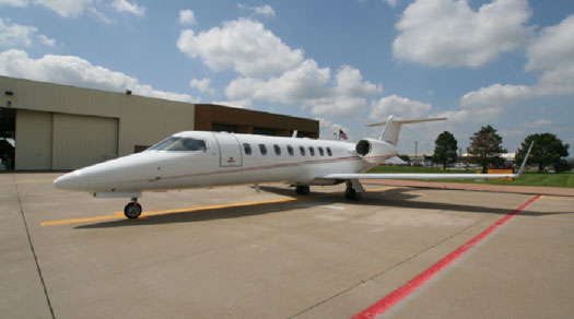 Picture-of-Learjet 45XR-Aircraft gallery
