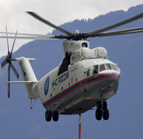 Picture-of-Mil Mi-26 Halo-Aircraft gallery