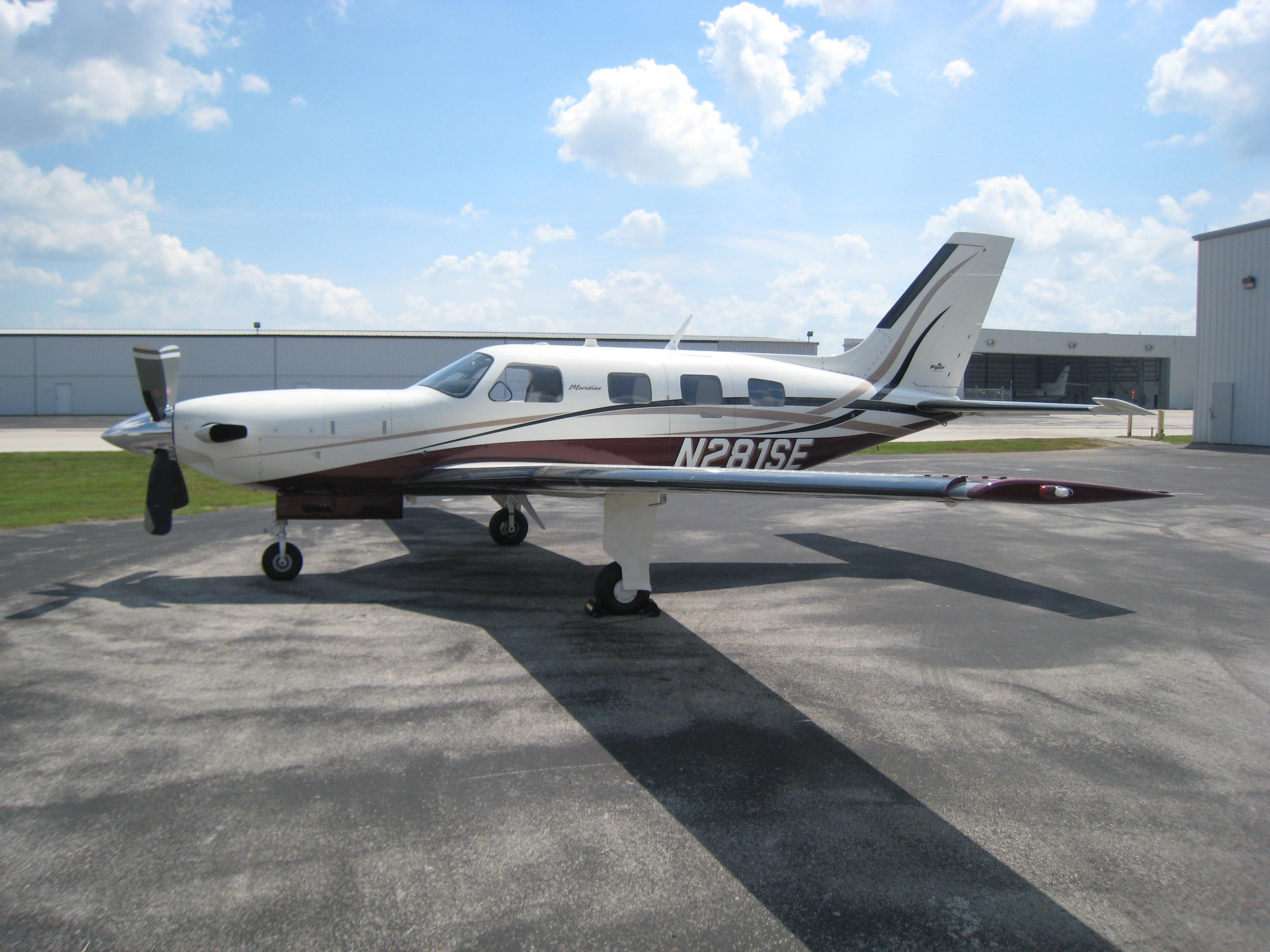 Picture-of-Piper PA-46 Malibu-Aircraft gallery
