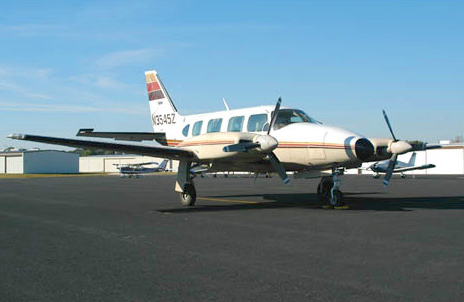 Picture-of-Piper PA-31-310 Navajo-Aircraft gallery