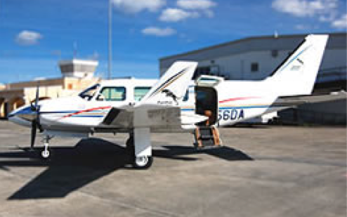 Picture-of-Piper PA-31-325 Navajo C-R-Aircraft gallery