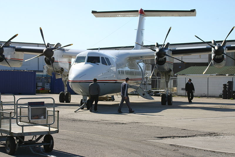 Picture-of-Dash 7-Aircraft gallery