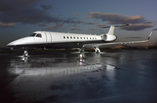 N728PH Embraer Legacy 600 In Islip New York United States Of America  Priva