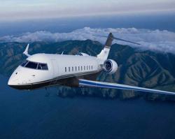 N193LA Bombardier Global 5000 In Columbus Ohio United States Of America  Pr