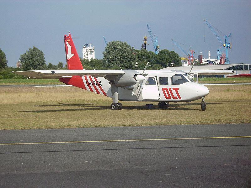 Britten-Norman BN-2 Islander Specs - Private Jet Charter Planes ...