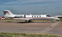 Bombardier Learjet 35A Light Jet
