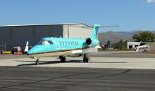 Bombardier Learjet 45 Super Light Jet